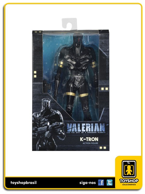 Valerian K-Tron Neca