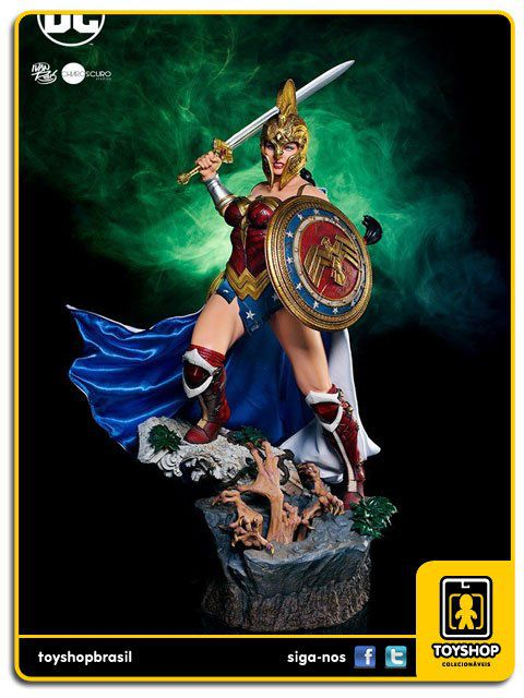 Wonder Woman by Prime Scale 1/3 By Ivan Reis  Iron Studios
