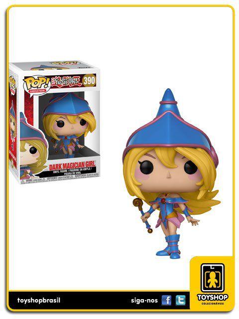Yu-Gi-Oh! Dark Magician Girl 390 Pop Funko