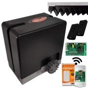 Automatizador DZ HUB 450 Wifi para Portão Eletrônico Deslizante Central Agility APP Contatto