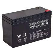 Bateria de alarme e cerca elétrica 12v