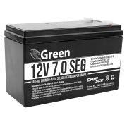 Bateria Selada 12V - Alarme Green