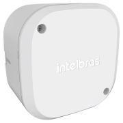 Caixa Organizadora de Plugs e Passagem de Cabo Para CFTV VBOX 1100 Intelbras