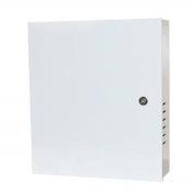 Caixa Metálica Branca, Vertical Mini Fine Max Eletron