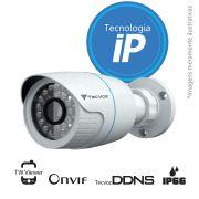 Câmera IP Bullet Infravermelho TW-ICB100 Tecvoz 1.0MP (720p) Lente 3,6mm