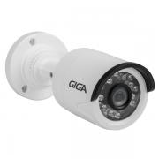Câmera Segurança Bullet GS0014 Open HD Plus HD 720p Infra 20m 1/4 2,6mm IP66 Giga Security