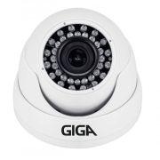 Câmera de Segurança Giga GS0041 - 4MP, Ultra HD 2K, Visão Noturna Infra 30 metros - 4 em 1 HDCVI, HDTVI, AHD