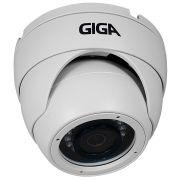 Câmera 5 Megapixels Giga Security GS0046 Orion, Infravermelho 30 metros, 4 em 1 HDCVI, HDTVI, AHD, ANALÓGICO