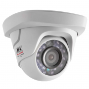 Câmera de Segurança HD 720p JFL CHD 1215P Dome Infravermelho 15 Metros Multi HD 4 em 1
