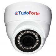 Câmera Dome Híbrida 4 em 1 Infravermelho 20m, Full HD 1080P, 3,6mm, IP 67, Tudo Forte HB2004