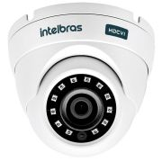Câmera Dome Infravermelho 4 MP Intelbras VHD 3420 D G4 Ultra HD 2K HDCVI