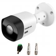 Câmera Infravermelho HDCVI 4MP VHD 3430 B G6 Intelbras IR 30m + Acessórios