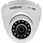 Câmera Infravermelho Multi HD VHD 3220 D Audio G4.0 Full HD 1080p Intelbras, Dome, Metal, Lente 2,8mm