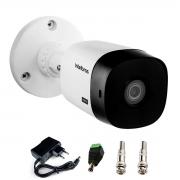 Câmera Intelbras Bullet VHD 1420 B G6 4MP Quad HD 2K, Visão Noturna 20 metros, Ângulo de abertura de 80°, IP67 + Acessórios