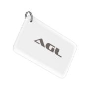 Chaveiro digital de Proximidade em resina RFID 125KHz AGL