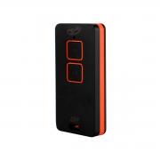Controle Remoto PPA ZAP 2 - TX Transmissor Rolling Code 433Mhz - Motor de Portão, Alarme e Cerca Elétrica
