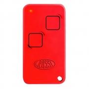 Controle Remoto Rossi Vermelho para Portão Eletronico 433MHz NTX HCS