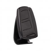Controle Remoto TX Top Preto 433,92M Preto Ipec, Alarme, Portão Eletrônico
