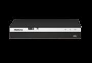 DVR Intelbras MHDX 5208 08 Canais 4K 8MP, Compressão H.265 e Inteligência de Vídeo