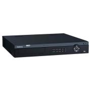 DVR Intelbras MHDX 7116 Gravador Digital de Vídeo Multi HD 16 Canais 4K Ultra HD