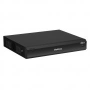 DVR Intelbras iMHDX 3004 Gravador de Vídeo Digital Com Inteligência Artificial com Reconhecimento Facial 4 Canais