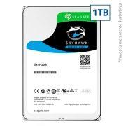 HD 1TB Seagate Surveillance SkyHawk Interno 3.5'' SATA3 (ST1000VX005) - Discos rígidos para Vigilância