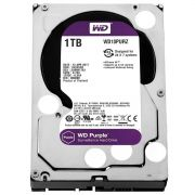 HD Interno WD Purple 1TB Surveillance SATA III 6GB/s 5400 RPM WD10PURZ