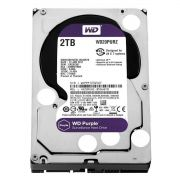 HD Interno WD Purple 2TB Surveillance SATA III 6GB/s 5400 RPM WD20PURZ