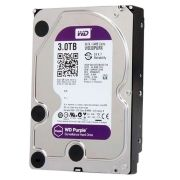 HD Interno WD Purple 3TB Surveillance SATA III 6GB/s 5400 RPM WD30PURZ