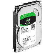 HD Seagate SATA 3,5´ BarraCuda 3TB 7200RPM 64MB Cache SATA 6Gb/s - ST3000DM00