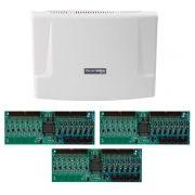 Kit Central de Interfone Condomínio com 48 Ramais, expansível até 112 ramais - Intelbras CP 112 + Placas Desbalanceadas