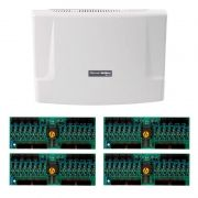 Kit Central de Interfone Condomínio com 64 Ramais, expansível até 112 ramais - Intelbras CP 112 + Placas Desbalanceadas