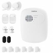 Kit de Alarme Intelbras ANM 3004 ST com 08 Sensores e Discadora por Telefone fixo Sem Fio