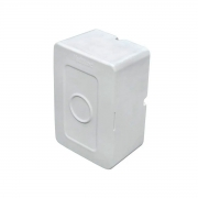 Mini Caixa Sobrepor Cftv Br - Mucx0050 - Multitoc