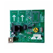 Módulo de Comunicação Ethernet Intelbras XE 4000 Smart, Monitore pelo Aplicativo via Internet, Compatível com AMT 4010 Smart
