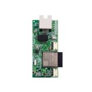 Módulo Ethernet e Wi-Fi JFL ME-05 WB, para comunicação via Internet, Aplicativo Celular
