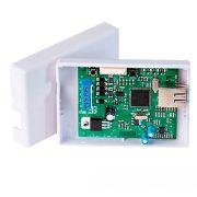 Modulo IP para Central de Alarme ViaWeb IP Mini, IP Proprietário, Viaweb Mobile, Comunicação por Internet