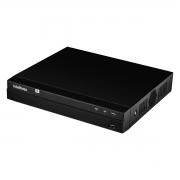 NVR Intelbras Gravador Digital de Video 8 Canais NVD 1408 Via Rede IP 4K Ultra Hd, H.265+