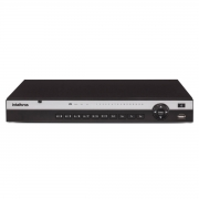 NVR Stand Alone Intelbras NVD 3116 de 16 Canais para Camera IP, OnVif
