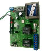 Placa de Comando Central Para Automatizador RCG - CLP Certificada (Modelo Novo da Placa CCM4)