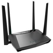 Roteador Wi-Fi 5 dual band AC 1200 com portas giga ACtion RG 1200 Intelbras até 120m²