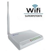 Roteador Wi-fi Superpotente Greatek WR-2500HP, Antenas de 5dBim, Wireless