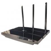 Roteador Wireless Dual Band Archer C1200 TP-Link com 3 Antenas Preto