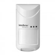 Sensor de Presença Infravermelho IVP 3000 MW Intelbras Com Fio Passivo, 2 níveis de sensibilidade de IR e MW escalonável, Cobertura com ângulo de 110° e Alcance de 12m