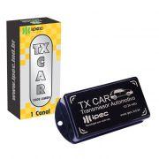 Controle Remoto Para Portão Acionamento Farol Carro Tx Car - 433,9MHZ IPEC