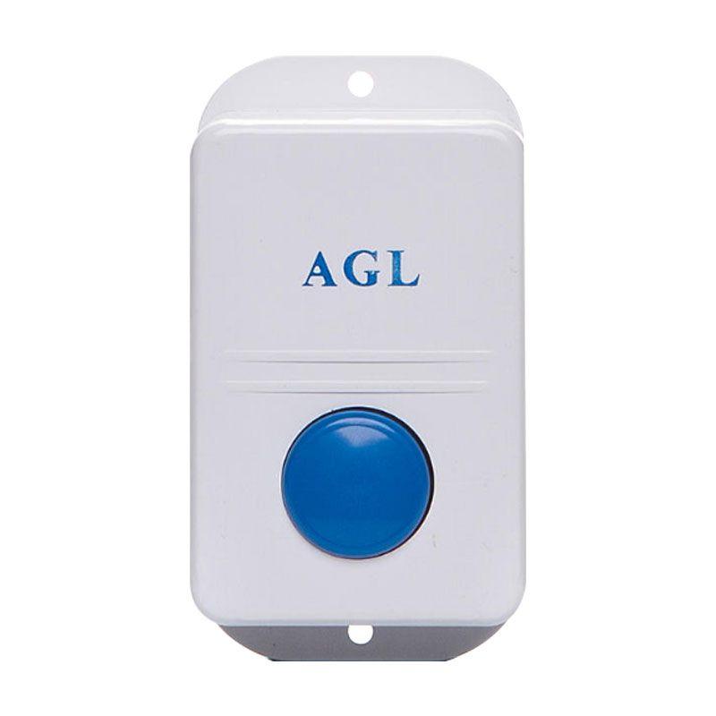 Acionador AGL por Botão para Fechaduras 12v  - Tudo Forte
