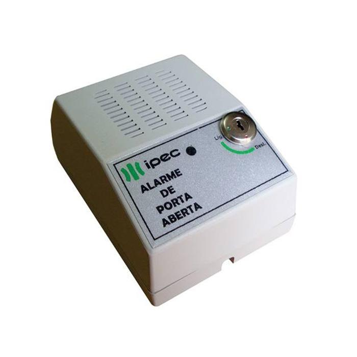 Sensor Magnético de Abertura de Porta e Janela IPEC Com Fio