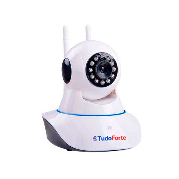 Baba Eletrônica Sem Fio Wifi HD 720p Robo Wireless, Com áudio, Grava em Cartão SD  - Tudo Forte