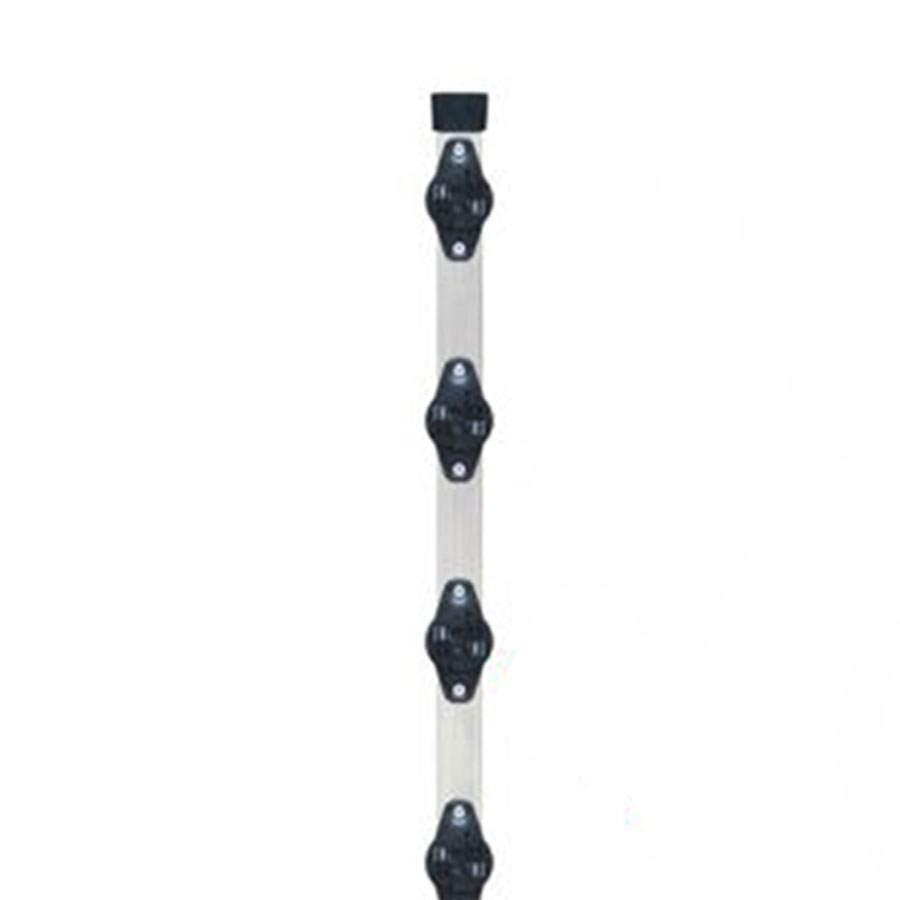 Big Haste Lisa 30X30 1,2 MT- 6 Isoladores W Confiseg  - Tudo Forte