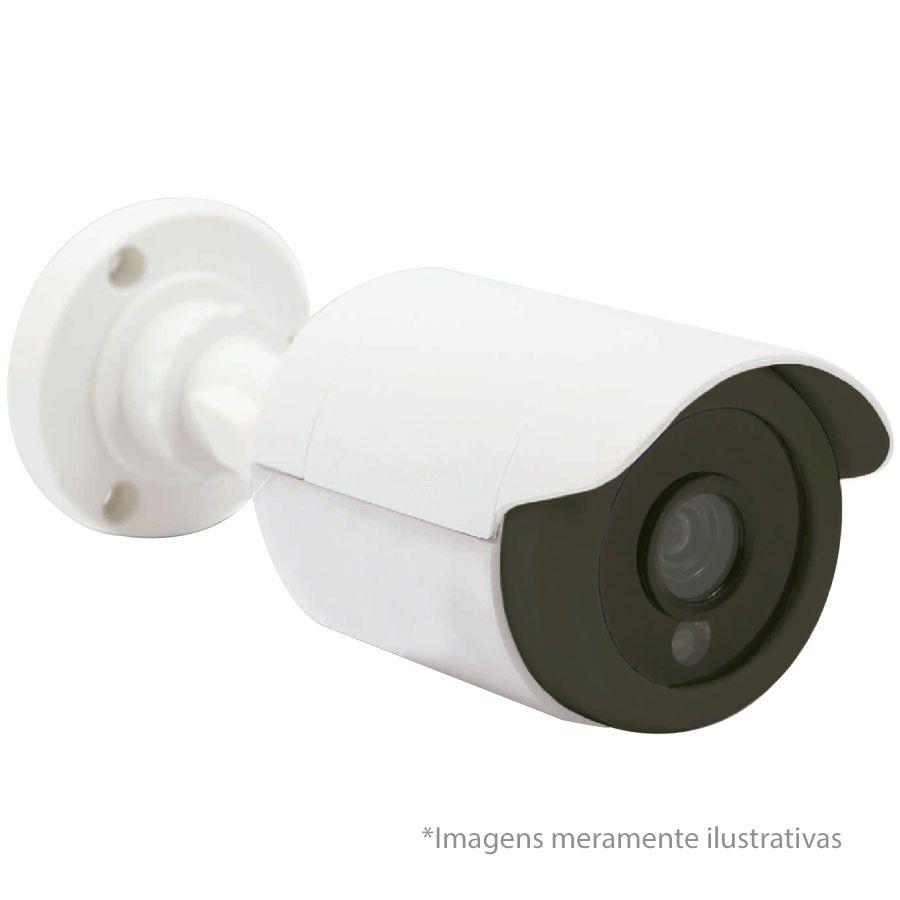 Câmera Bullet HD 720p Infravermelho Focusbras FBR FS-PBF1M 2,8mm 15m Visão Noturna - Multi HD: HDCVI + HDTVI + AHD + ANALÓGICO - Similar Intelbras VHD 1120 B   - Tudo Forte